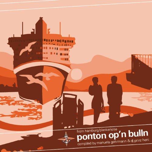 Ponton Opn Bulln - Hamburg Blankenese