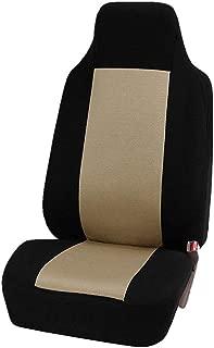 compatibili con sedili con airbag con Fori per i poggiatesta e bracciolo Laterale Coprisedili Anteriori KA Versione 1996-2008 I