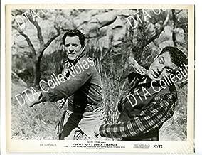 MOVIE PHOTO: SIERRA STRANGER-1957- 8X10 STILL-FN-WESTERN-HOWARD DUFF-ED KEMMER FN