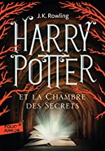 Harry Potter, II : Harry Potter et la Chambre des Secrets de J. K. Rowling