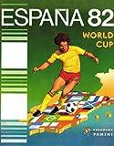 Álbum mundial de fútbol España 1982