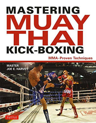 Harvey, J: Mastering Muay Thai...