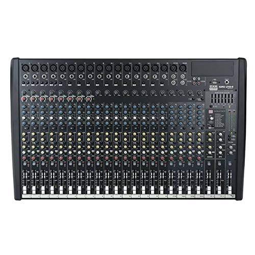 DAP-Audio Gig 244cfx 24Canal mesa de mezclas con Dynamics & DSP
