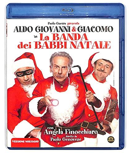 EBOND La Banda Dei Babbi Natale Blu-ray Ex Noleggio - BluRay