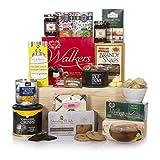 Cesta de regalo para mayores - El regalo clásico para amigos mayores y familia - Cestas y regalos de comida