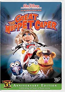The Great Muppet Caper - Kermit's