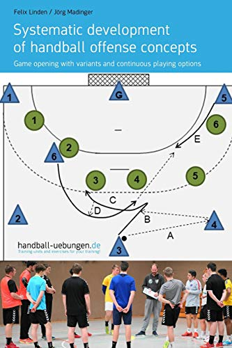 Systematic development of handball offense concepts: Systematic development of handball offense concepts Game opening with variants and continuous playing options