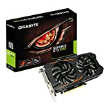 Gigabyte GV-N1050WF2OC-2GD Carte graphique Nvidia GeForce GTX 1050 1531 MHz 2 Go PCI-Express