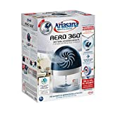 Ariasana Aero 360° kit assorbiumidità, deumidificatore ricaricabile non elettrico,...