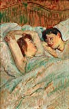 Art-Galerie Digitaldruck/Poster Henri de Toulouse-Lautrec -