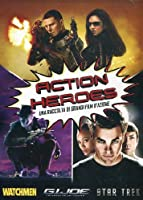 Action Heroes (3 Dvd) [Italian Edition]