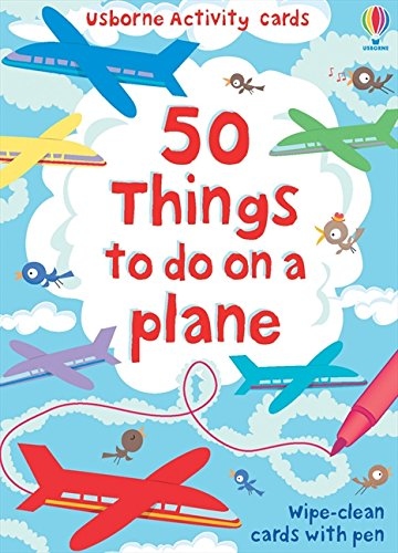 Preisvergleich Produktbild 50 Things to Do on a Plane