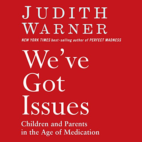 We've Got Issues audiobook cover art