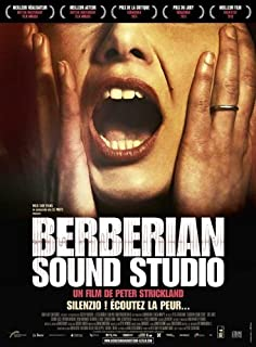 Berberian Sound Poster ( 11 x 17 - 28cm x 44cm ) (French Style A) (2013)
