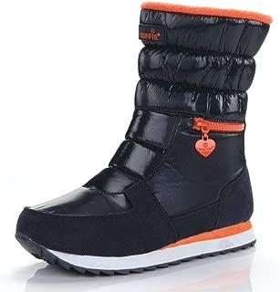 LaBiTi 2018 Women s Fashion Silver Winter s Warm Snow s Brand Shoes Solid Standard s hot