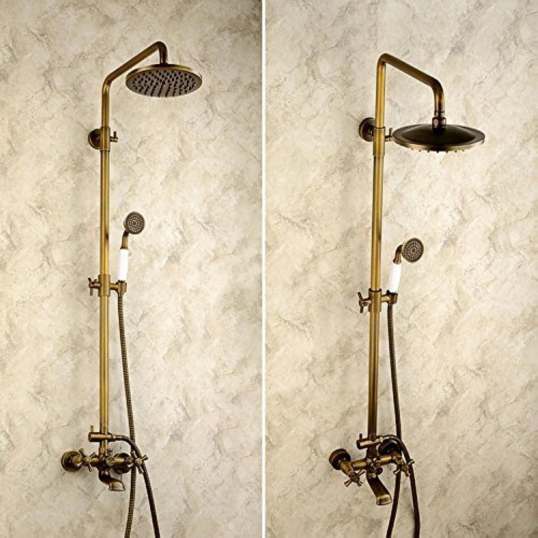 Dusche Alle Kupfer Archaize Sprinkler Entsprechen Europischen Retro Lift Dusche Hand Hand