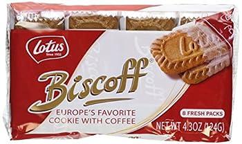 Biscoff Cookies - 4.3 Ounce  Pack of 2   16 Individual Snack Packs