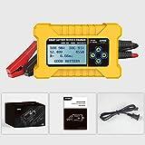 AUTOOL. BT380 Car Smart Batterietester & Autobatterieladegerät, Kfz-Batterietesteranalysator, Car Power Bank CCA2400 Für 12-V-Fahrzeuge