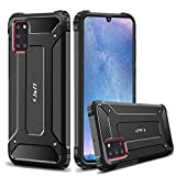 J&D Case Compatible for Samsung Galaxy A31 Case, Heavy Duty