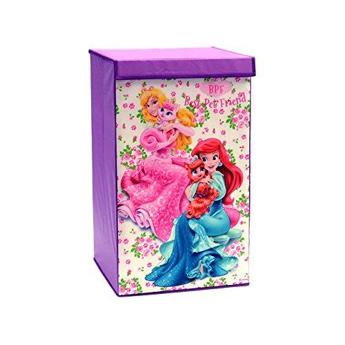 Disney Princesses Bonhomme Pliant 35 x 35 x 60 cm Princesses Purp, Multicolore, 60 x 35 x 35 cm