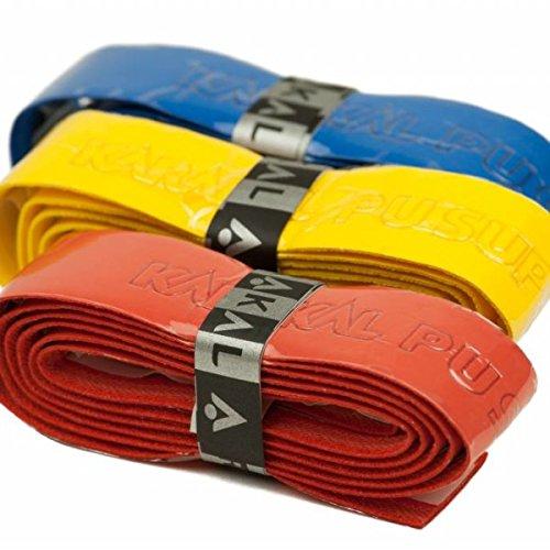 Karakal PU Squash Grip- Assorted colours - Pack of 3