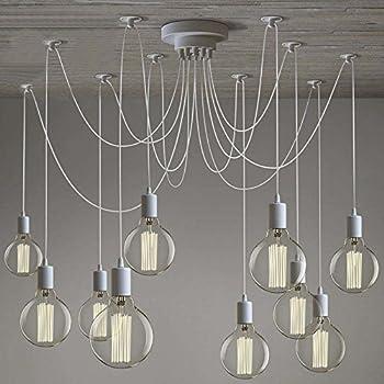 diy ceiling lighting