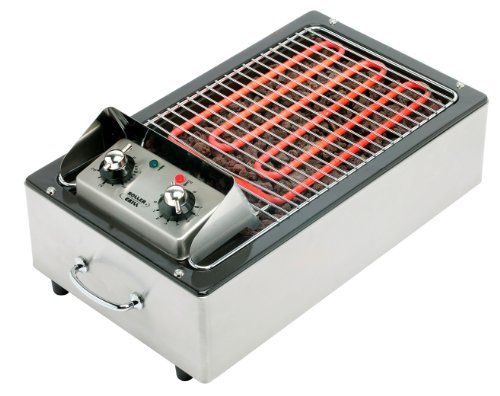 Roller Grill R.140I Barbecue / Pierres de Lav