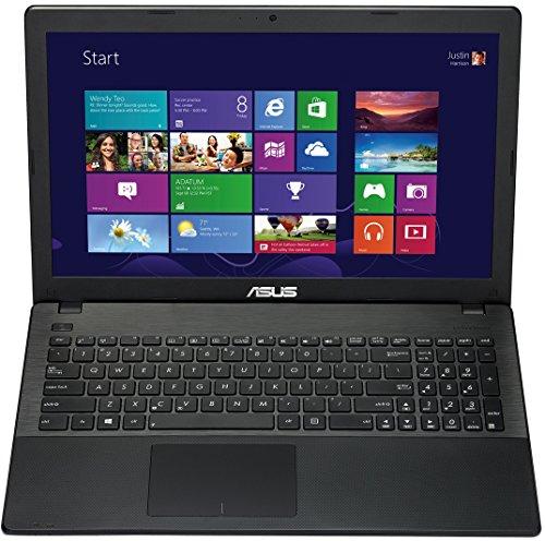 Asus F551MAV-BING-SX998B 39,6 cm (15,6 Zoll) Laptop (Intel Celeron N2840, bis zu 2,58GHz, 4GB RAM, 500GB HDD, Intel HD, DVD, Win 8) schwarz
