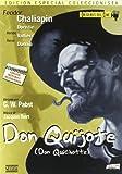 Don Quijote (Don Quichotte) [DVD]