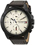 Tommy Hilfiger Men's Watch Analogue Quartz Leather 1791164