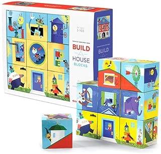 Mix & Match Blocks Build a House