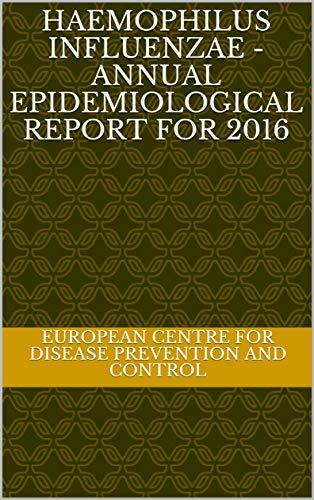Haemophilus influenzae - Annual Epidemiological Report for 2016 (English Edition)