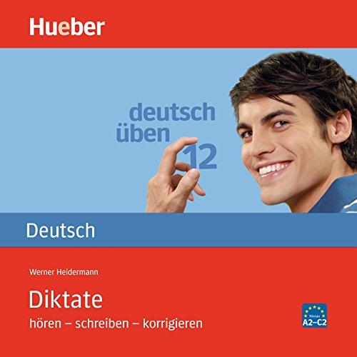 『Diktate - hören - schreiben - korrigieren』のカバーアート