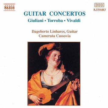 VIVALDI / GIULIANI / TORROBA: Guitar Concertos