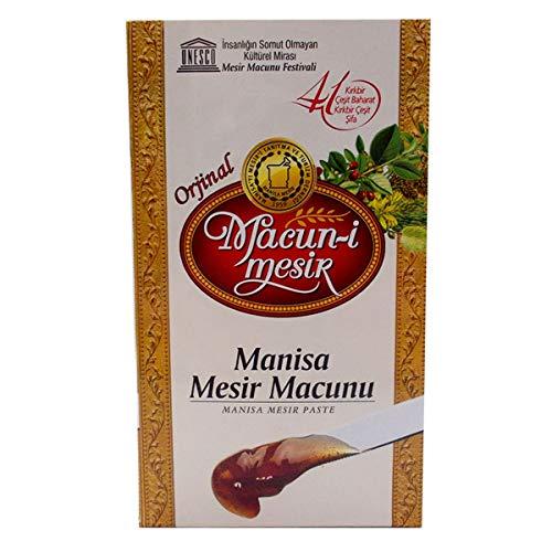 Manisa Mesir Paste Natural Ottoman Aphrodisiac Herbal Remedy (220 g)