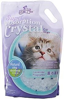 Drymax洁客水晶猫砂4L