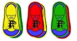 HenBea - Átame, zapatos pequeños (pack de 6 unidades) (887) , color/modelo surtido