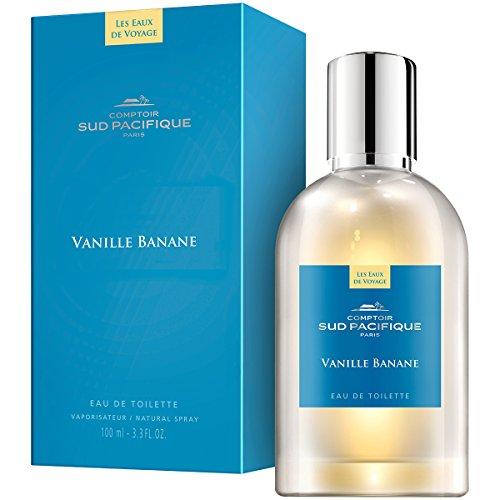 Comptoir Sud Pacifique Vanille Banane Eau de Toilette, 100 ml