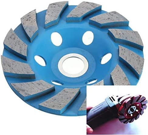 4 Inch 6 Hole Segment Bargain Kansas City Mall Grinder Wheel Grinding Granite Disc