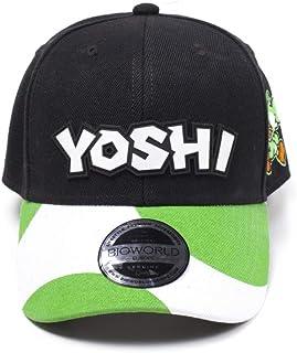 Difuzed Nintendo Baseball Cap Yoshi Berretti Cappelli