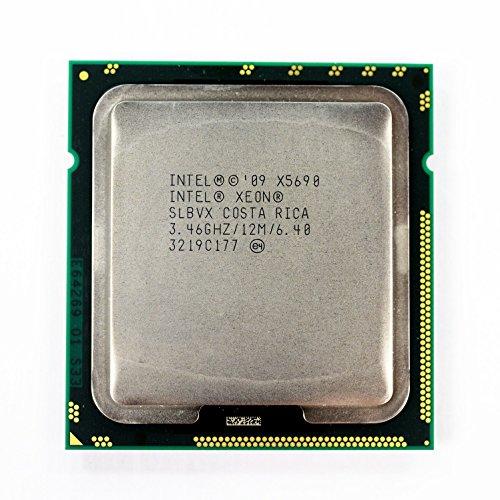 SLBVX INTEL XEON X5690 3.46 GHZ 12MB 130W PROC (reacondicionado certificado)