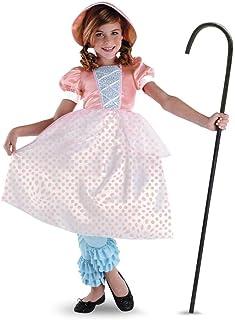Disney Bo Peep Toy Story Deluxe Girls' Costume