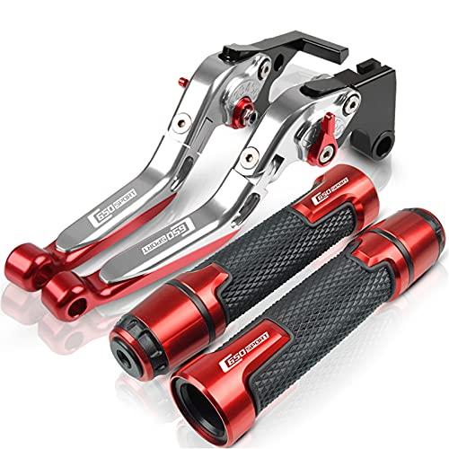 Puño de Motocicleta Manillar para B&MW C650SPORT C650 S