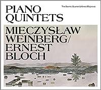 Weinberg & Bloch: Piano Quintets