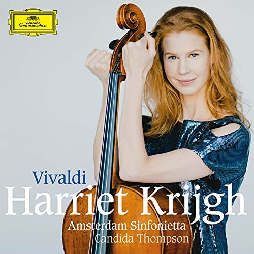 Harriet Krijgh, Amsterdam Sinfonietta, Candida Thompson & AntonioVivaldi