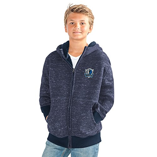 G-III Sports NBA Teen-Boys Discovery Übergangsjacke, Jugendliche Jungen, Discovery Transitional Jacket, Navy, X-Large