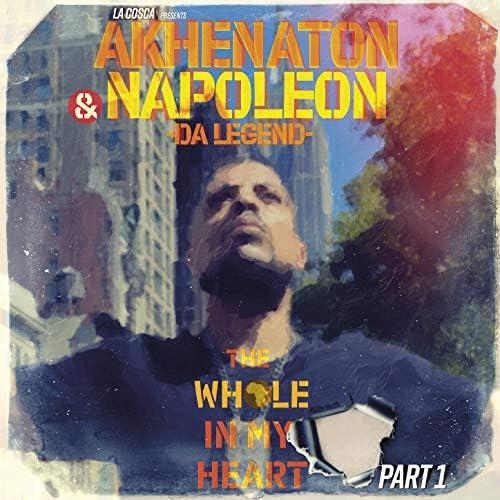 Napoleon Da Legend & Akhenaton