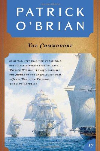 Price comparison product image The Commodore (Aubrey / Maturin Novels