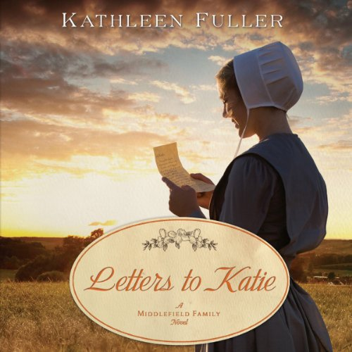 Letters to Katie audiobook cover art