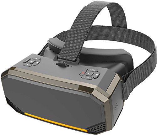 GenBasic Quad HD Android AIO Standalone Virtual Reality Headset System - 2560x1440 All in One VR Headset with HDMI Input WiFi Bluetooth